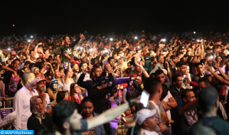 18th Mawazine Festival: Moroccan Music in All its Facets on the Salé Stage