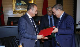 Justice Ministry, Arab Institute of Human Rights Ink Partnership Agreement