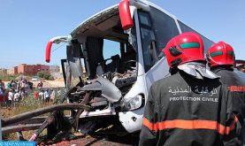 Two Killed, 26 Injured in Road Accident in Agadir