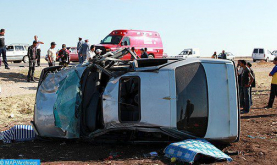 18 Killed in Road Accidents in Morocco's Urban Areas Last Week
