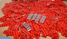 Two Men Arrested in Possession of over 3,800 Psychotropic Pills in Meknes