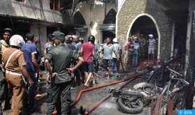 Death Toll from Sri Lanka Bombings Rises to 359