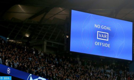 VAR to be Used at Africa Cup of Nations from Quarter-finals Onwards